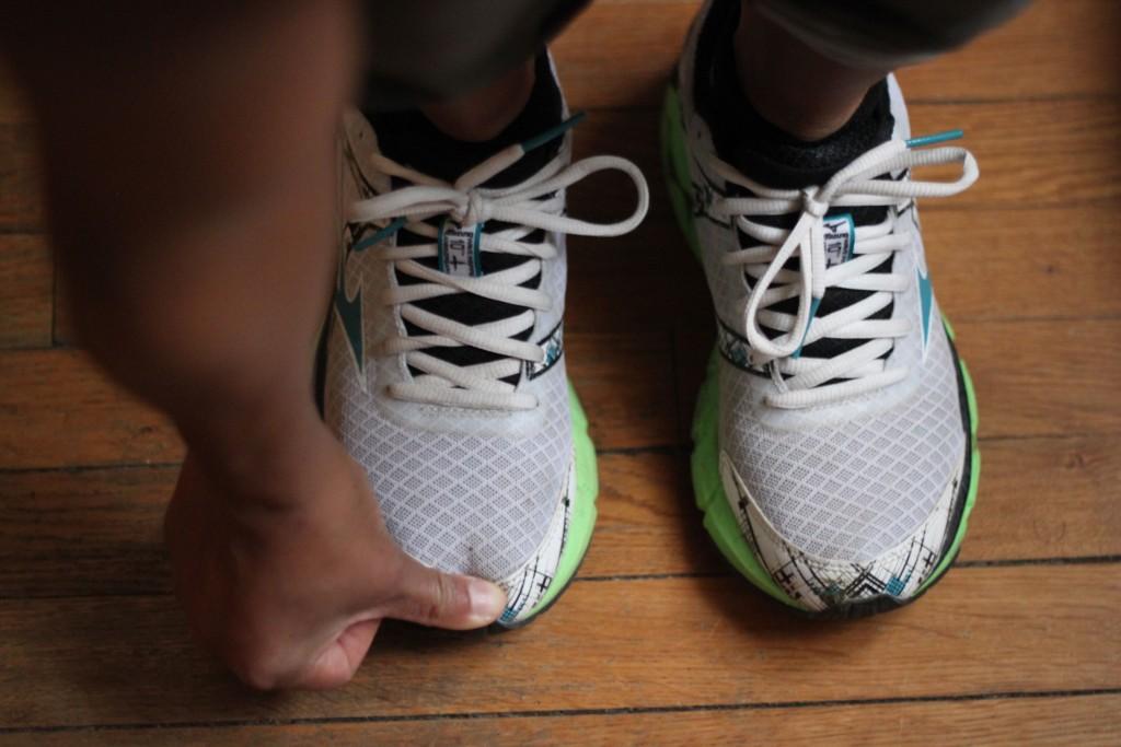 Choisir la bonne taille de running