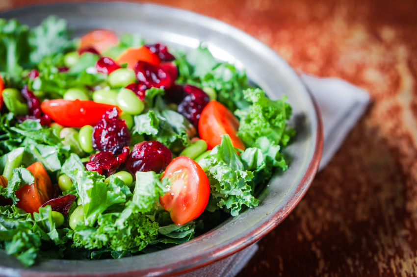 5 recettes de salade