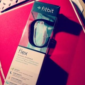 Mon bracelet connecté Fitbit