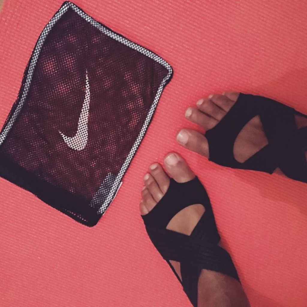 Bilan sportif de février 2016 - yoga