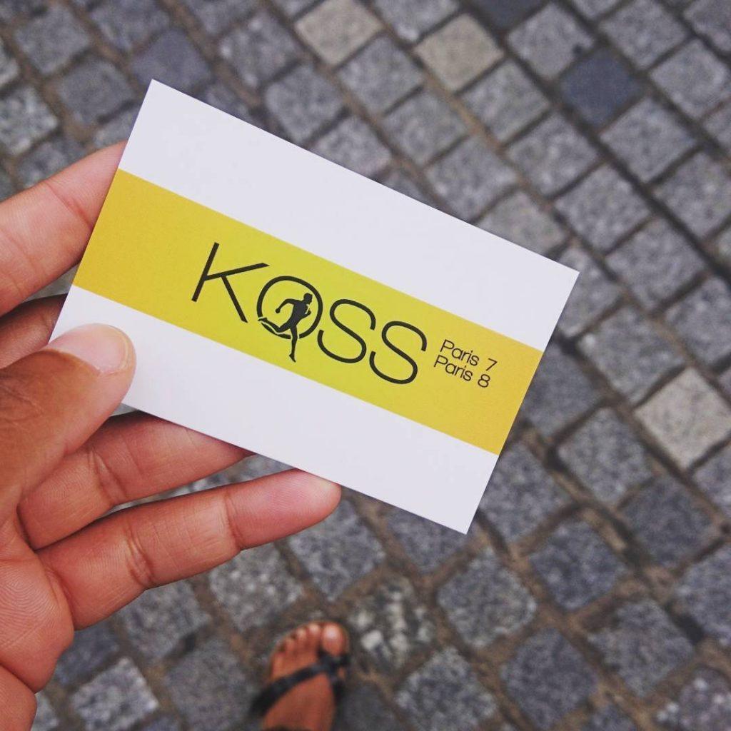 Bilan avant la rentrée - KOSS Paris ma nouvelle adresse pour soigner mes pépins physiques !