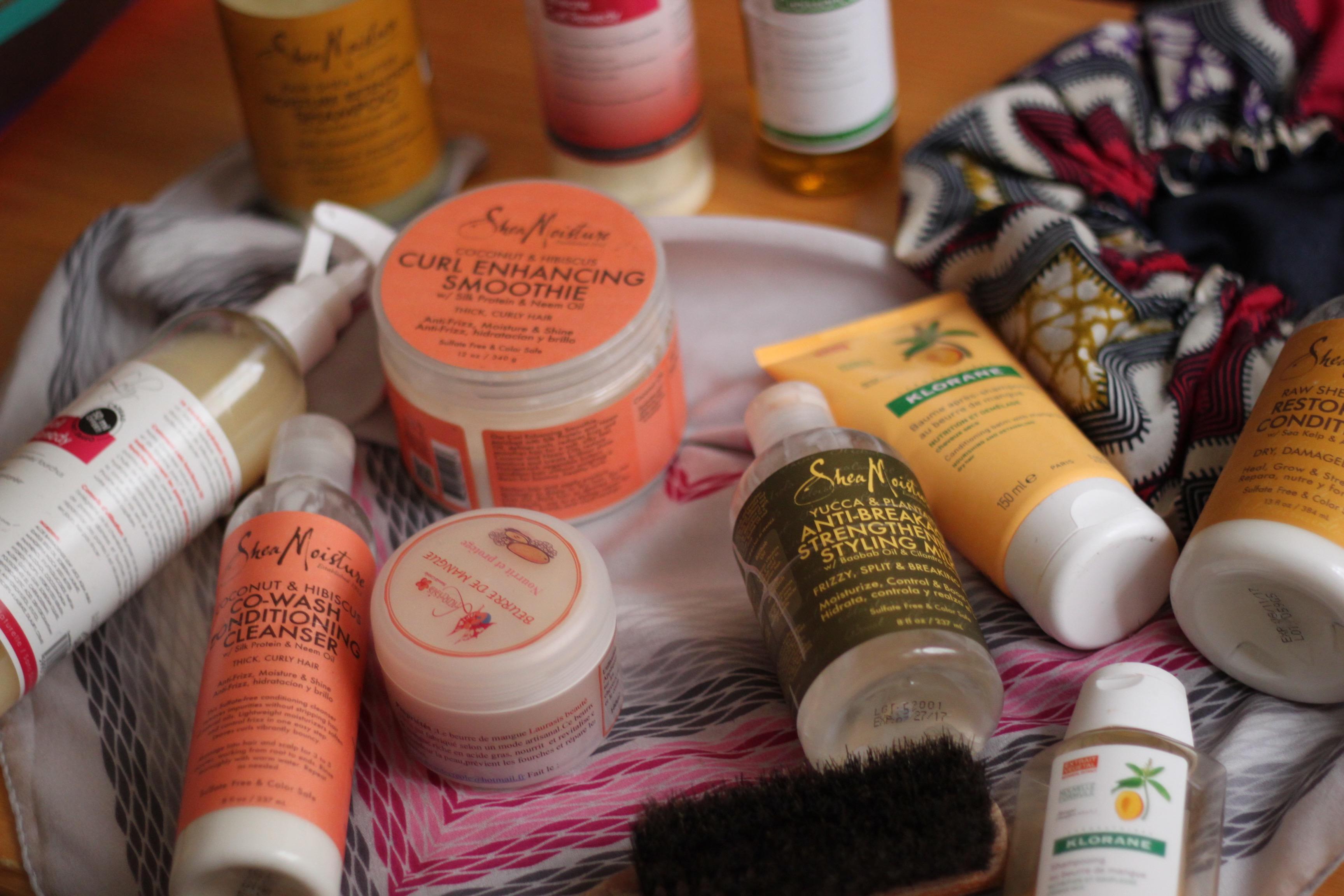 Exceptionnel Sportive & cheveux crépus : ma routine capillaire | Healthy et Happy RV07