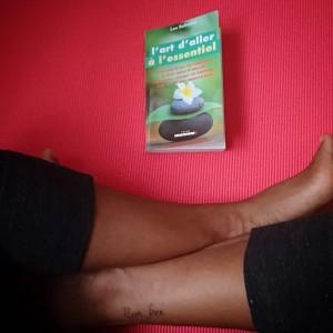 Réveil à 6h30 - programme yoga et lecture