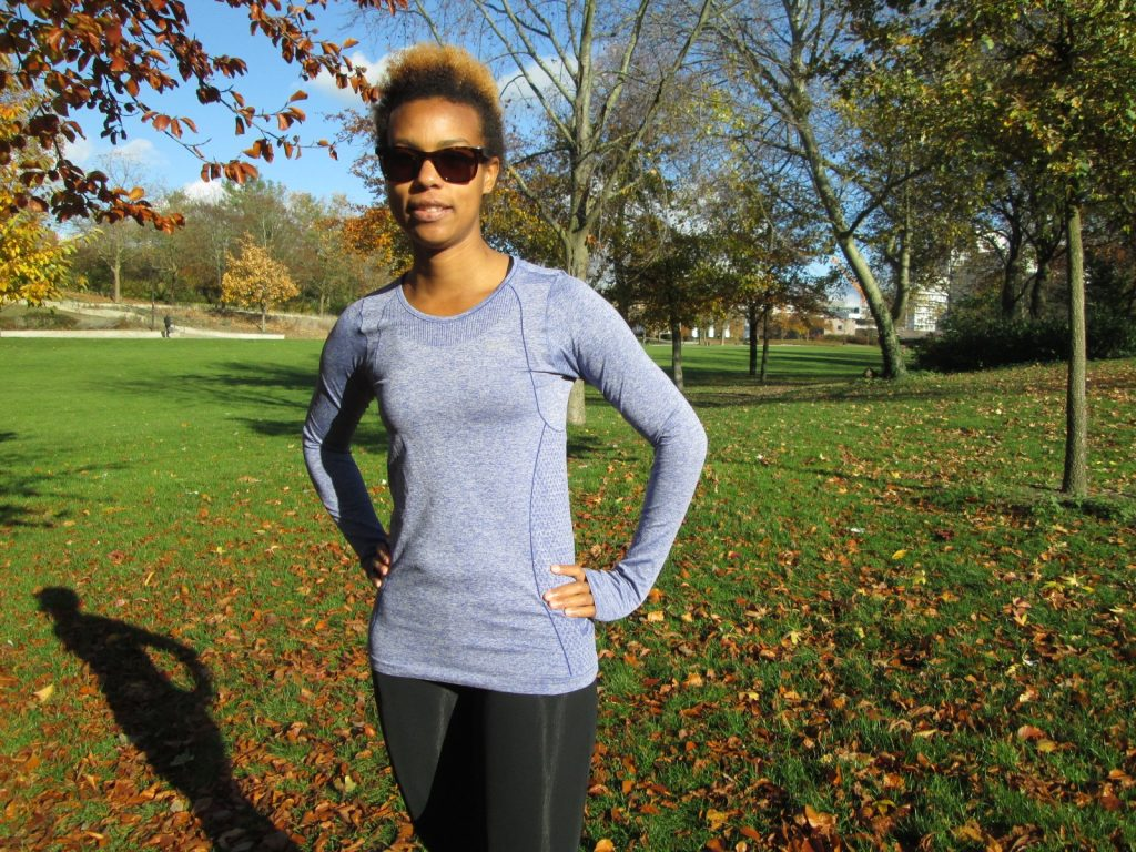 Equipement automne-hiver - t-shirt manches longues Nike
