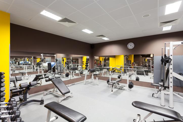 Bien choisir sa salle de sport - matériel disponible