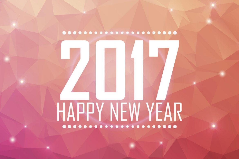 Hello 2017 + mon bilan sportif pour l'année 2016