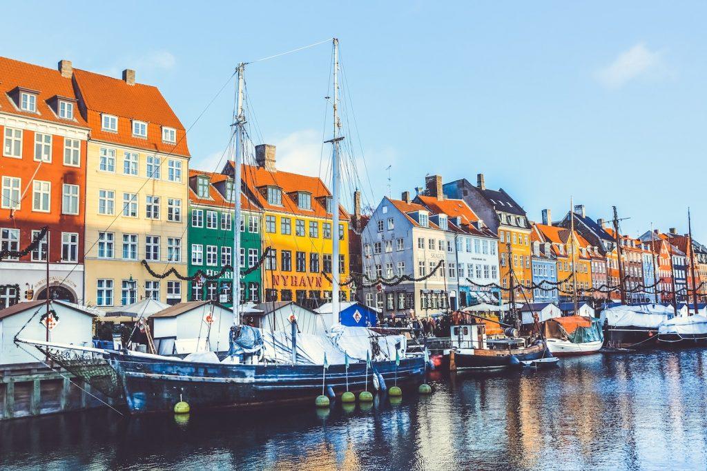 Bye 2017 - Hello 2018 - Copenhage