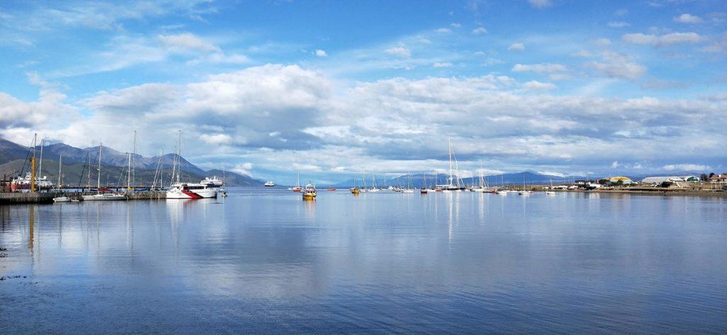 15 jours en Argentine - Le canal Beagle et la baie d'Ushuaia