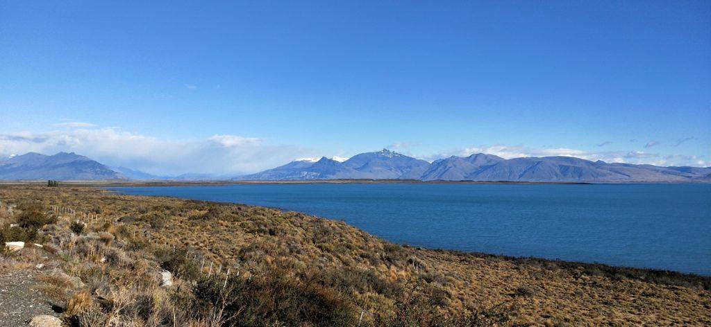 15 jours en Argentine - El Lago Argentino