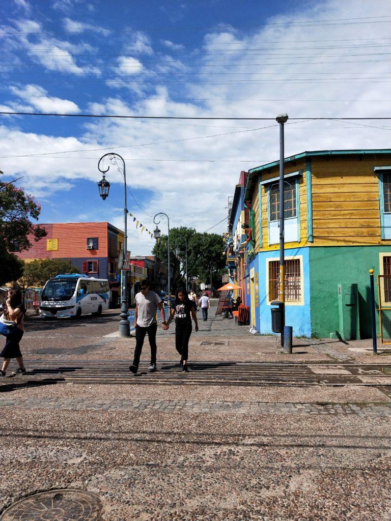 15 jours en Argentine - le quartier de La Boca à Buenos Aires