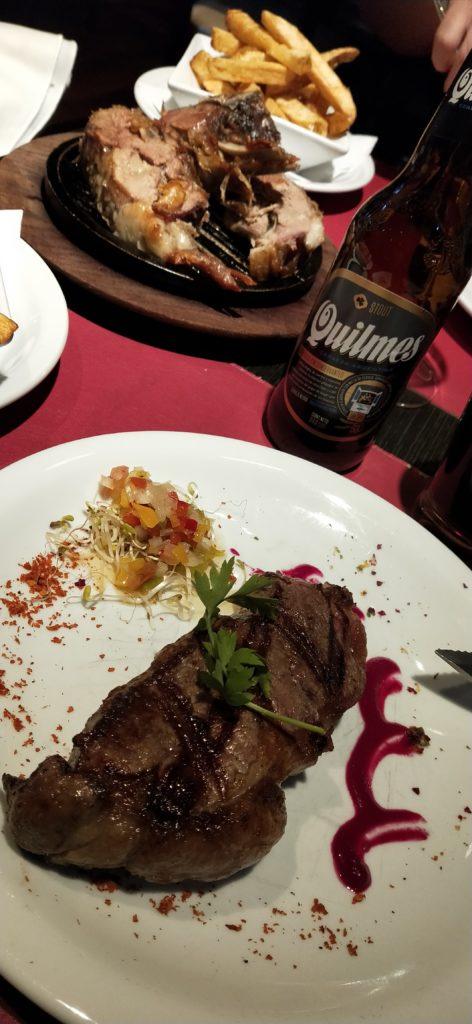 15 jours en Argentine - les grillades de viande, spécialité locale