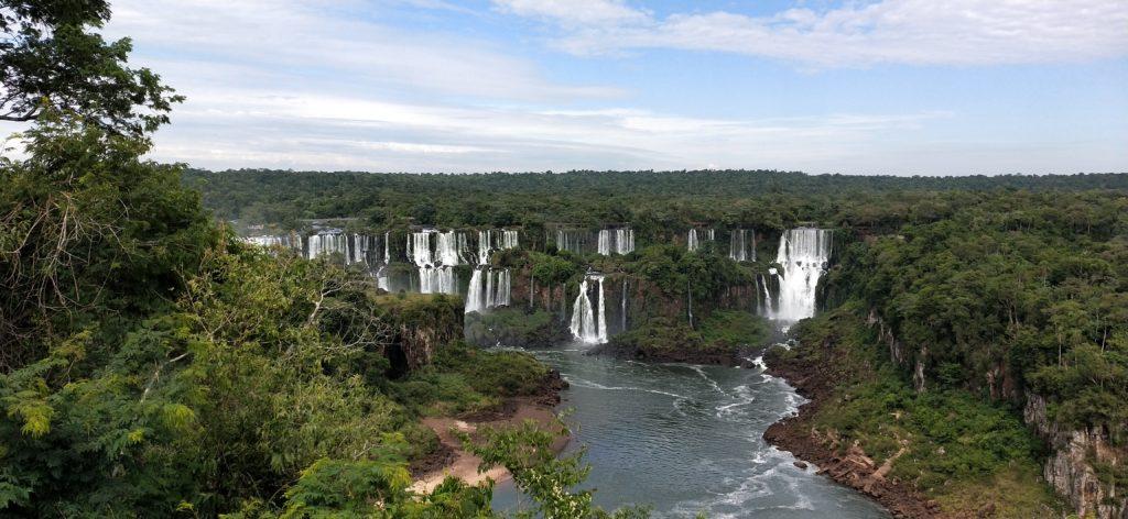 15 jours en Argentine - Les chutes d'Iguazu
