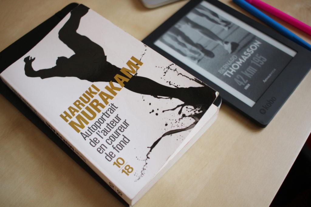 Healthy et Happy - 2 romans sur le running pour s'inspirer et se motiver - Autoportrait de l'auteur en coureur de fond d'Haruki Murakami