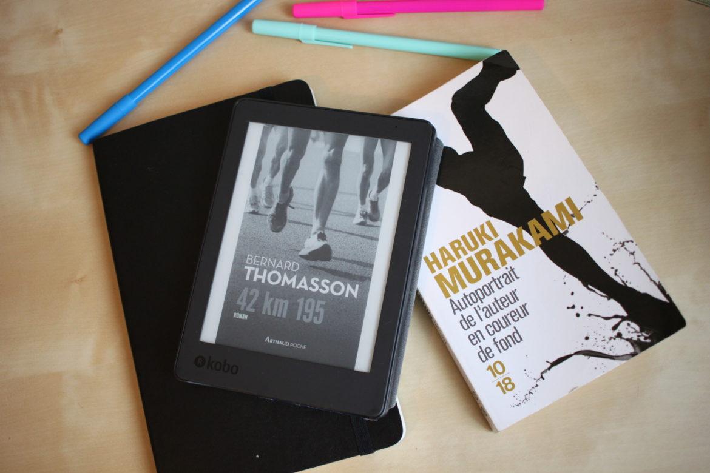 2 romans running pour s'évader, s'inspirer et méditer