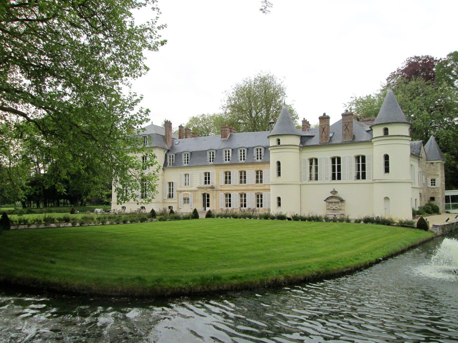 Chateau Saint-Just